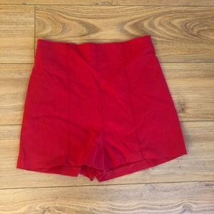 ASOS Stretch High Waist Shorts